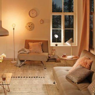 Lampa biurkowa Neordic Orm do saloniku