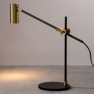 Lampa Octa do gabinetu