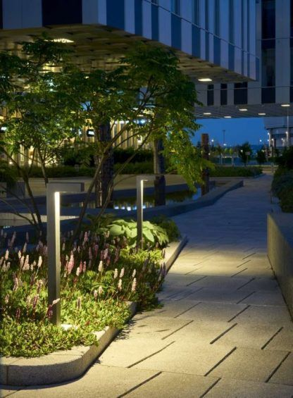 Lampa ogrodowa Asker do oświetlenia ścieżki