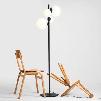 Lampa podłogowa Balia do salonu z klasą