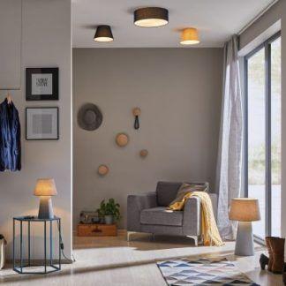Lampa podłogowa Kelt do stylowego salonu