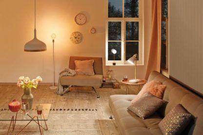 Lampa podłogowa Neordic Nordin do salonu