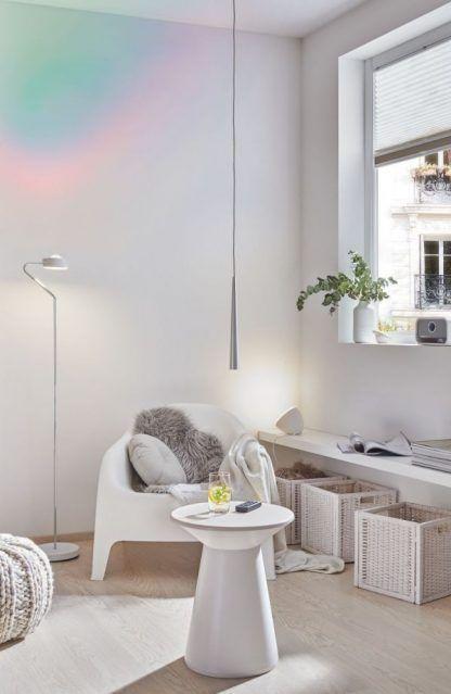 Aranżacja Lampa podłogowa Ramos LED - minimalistyczna