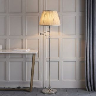Lampa podłogowa Stanford do salonu i sypialni