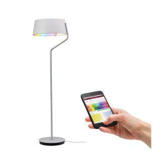 lampa podłogowa sterowana telefonem