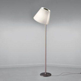 Lampa podłogowa Melampo do stylowego salonu