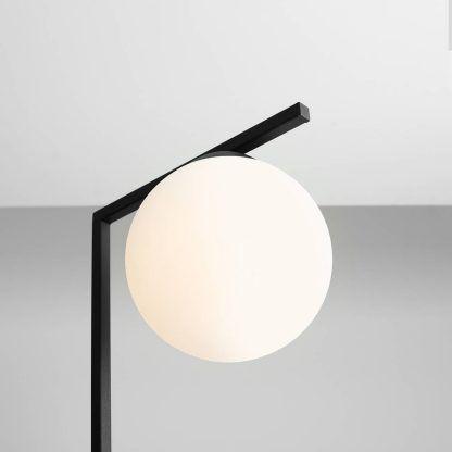Lampa podłogowa Zac do salonu
