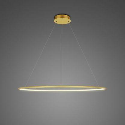 Lampa Shape LED - ring do sypialni