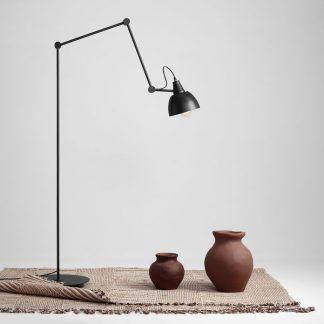 Lampa stojąca Aida do salonu