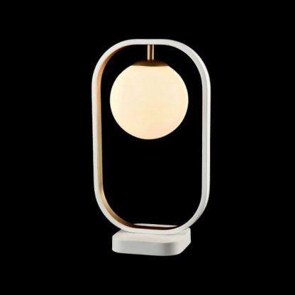 Lampa stołowa Avola do minimalistycznego salonu