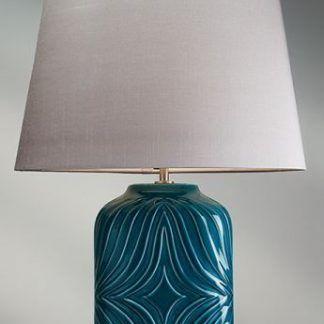 Lampa stołowa Azura do nowoczesnego salonu