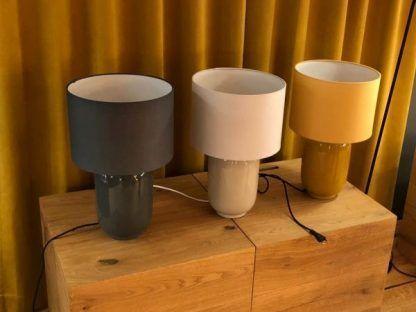 aranżacja - Lampa stołowa Cadiz do gabinetu na biurko