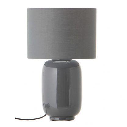 Lampa stołowa Cadiz na komodę w salonie