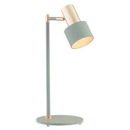 Lampa stołowa Doria do gabinetu