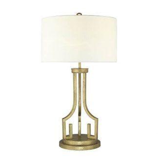 Wysoka lampa stołowa Lemuria do stylowej sypialni