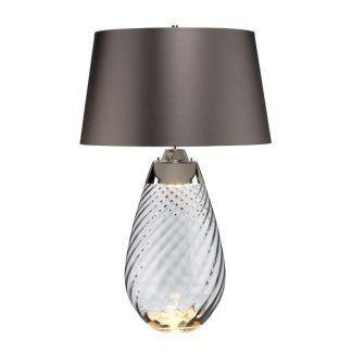 Lampa stołowa Lena do sypialni