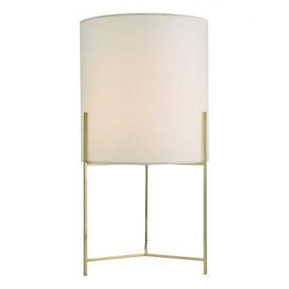 Lampa stołowa Michaela do gabinetu