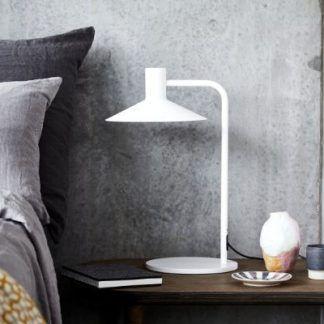 Lampa stołowa Minneapolis do stylowej sypialni