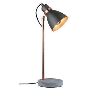 Lampa stołowa Neordic Orm na biurko w gabinecie