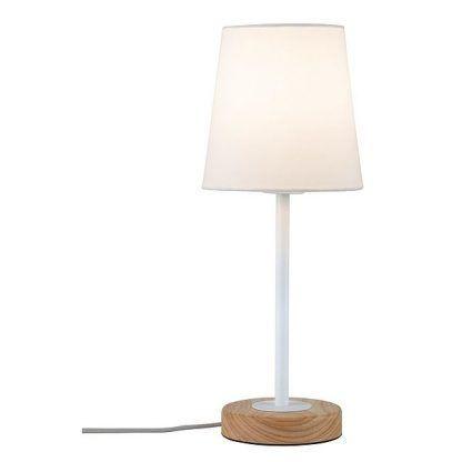 Lampa stołowa Neordic Stellan na szafkę w sypialni