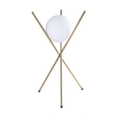 Lampa stołowa Xena na szafkę w sypialni