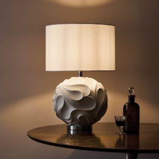 Lampa stołowa Zachary do strefy relaksu