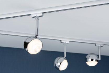 Lampa sufitowa Capsule do systemu szynowego URail