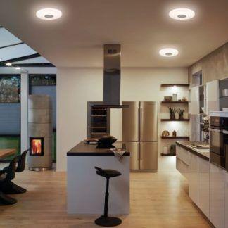 Lampa sufitowa Costella do nowoczesnego salonu