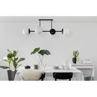 Lampa sufitowa Kop D do jadalni nad stół