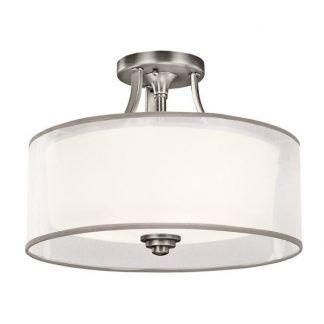 Lampa sufitowa Lacey do eleganckiego salonu