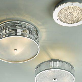Lampa sufitowa Seville do pięknego salonu