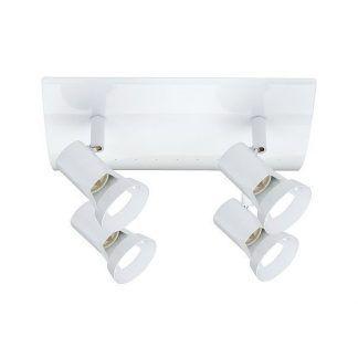 Lampa sufitowa Teja - 4 reflektorki do kuchni