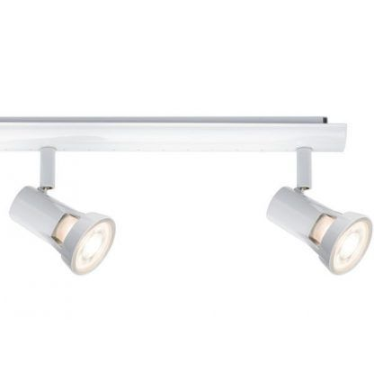 zbliżenie - Lampa sufitowa Teja do kuchni - 3 reflektory