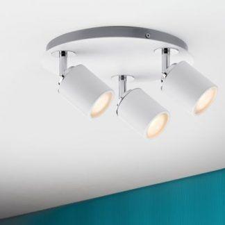 Lampa sufitowa Tube do łazienki lub kuchni
