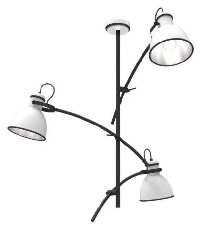 Lampa sufitowa Zumba do nowoczesnej jadalni