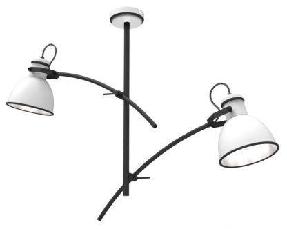 Lampa sufitowa Zumba do salonu i pokoju