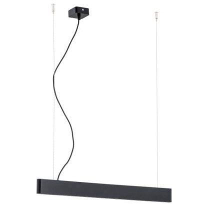 Lampa wisząca Abra do minimalistycznego salonu