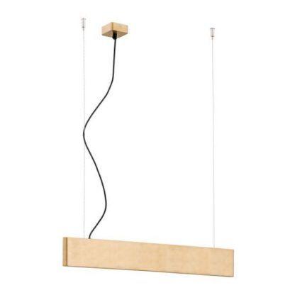Lampa wisząca Abra do salonu lub jadalni