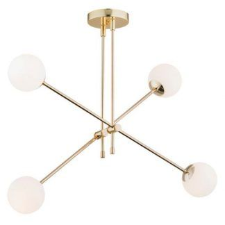 Lampa wisząca Abstract do salonu lub sypialni