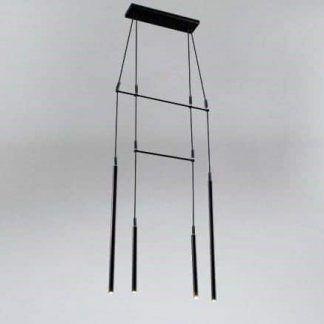 Lampa wisząca Alha H Dohar do minimalistycznego salonu