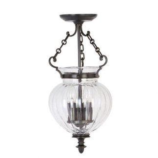Lampa wisząca Amfora do klasycznej kuchni