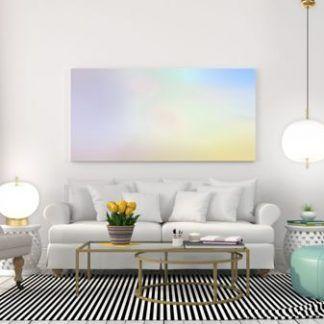 Lampa wisząca Apple do dużego salonu