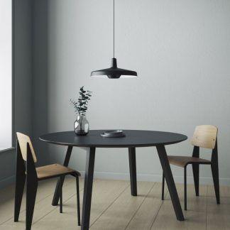 Lampa wisząca Arigato Large nad stół w jadalni
