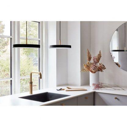 Lampa wisząca Asteria Mini nad blat w kuchni
