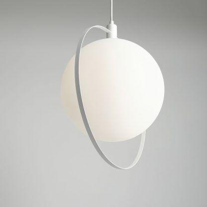 Lampa wisząca Aura do dziewczęcego pokoju
