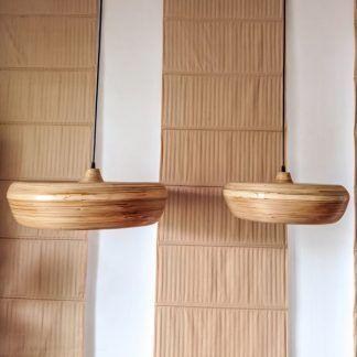 Lampa wisząca Wafa L na korytarz lub do salonu
