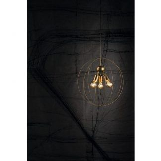 Lampa wisząca Bullet do salonu lub kuchni
