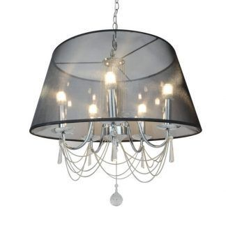 Lampa wisząca Clamart do pięknego salonu