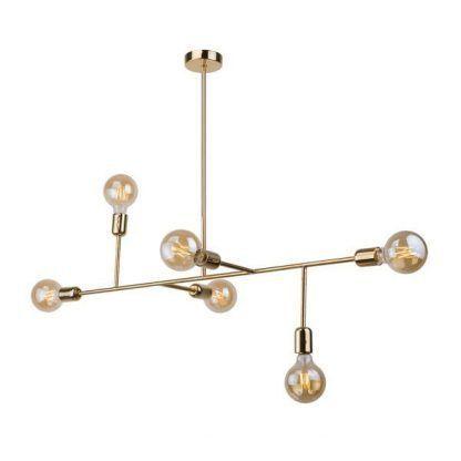 Lampa wisząca Dadim nad stół do jadalni