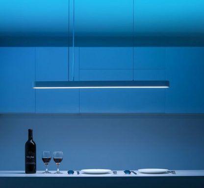 lampa wisząca światło RGB